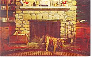 Bucksport  ME Jed Prouty Tavern  Postcard p10855 (Image1)