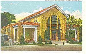 Hershey PA Hershey Estates Model Dairy Postcard p10917 (Image1)