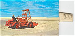 Great Salt Lake UT Bag of Salt Postcard p10968 (Image1)