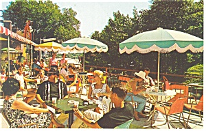Coachlight Restaurant Niagara Falls Canada Postcard p10990 (Image1)