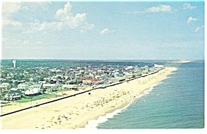 Rehoboth Beach , DE, Aerial View Postcard (Image1)