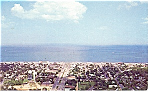 Rehoboth Beach , DE, Business District Postcard (Image1)