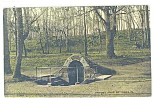 Gettysburg PA Spangler s Spring Postcard p11120 (Image1)