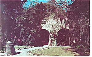 St Augustine FL Fountain of Youth Postcard p11139 (Image1)