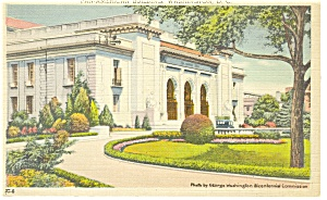 Washington Dc Pan American Building Postcard P11149 1943