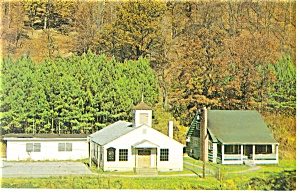 Manchester KY Beech Creek Center Postcard p11292 (Image1)