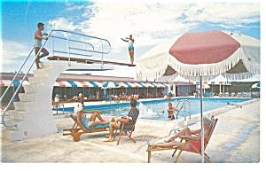 Miami FL Treasure Isle Club Postcard p11447 (Image1)