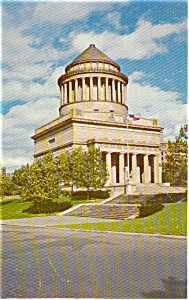 General Grant S Tomb New York Postcard P1144