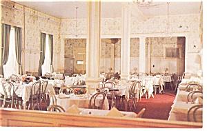 Opelika  AL Hotel Clement Coffee Shop Postcard p11537 (Image1)