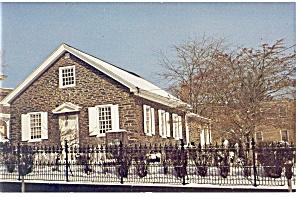 Philadelphia  PA  Germantown Mennonite Meeting House p11635 (Image1)