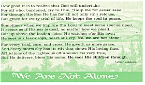 We Are Not Alone Postcard Poem (Image1)