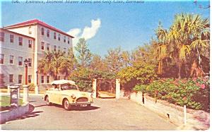 Belmont Manor Hotel and Golf Club Bermuda Postcard p11667 (Image1)