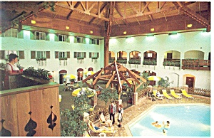 Frankenmuth MI Bavarian Inn Lodge Postcard p11693 (Image1)