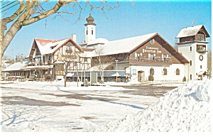 Frankenmuth  MI Bavarian Inn Postcard p11694 (Image1)