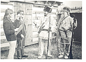 Tecumseh s Indian Trading Post Trade Card p11839 (Image1)
