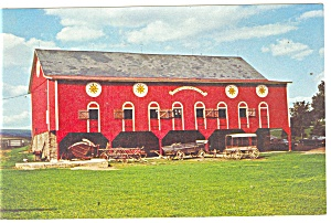 Pennsylvania Dutch Farm Museum Postcard (Image1)