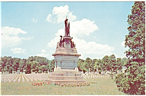 Johnstown,PA, Grandview Cemetery Unknown Postcard (Image1)