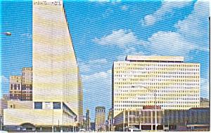 Philadelphia Sheraton Hotel Postcard p1207 (Image1)