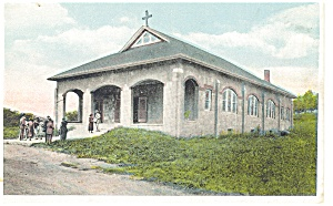 Delaware Water Gap, Pa, St Mark's Mission Postcard