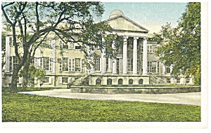 College of Charleston, South Carolina Postcard (Image1)