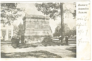 Arlington,VA, Monument to Unknown Dead (Image1)