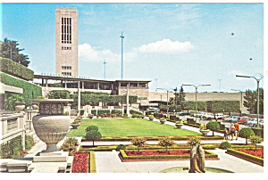 Niagara Falls, Ontario, Carillon Tower Postcard (Image1)
