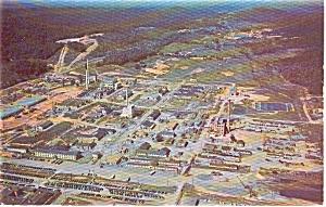 Oak Ridge Tennessee Processing Area Postcard p1269 (Image1)