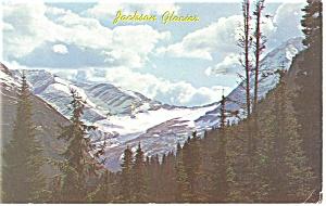 Jackson Glacier Montana Postcard p12840 1969 (Image1)