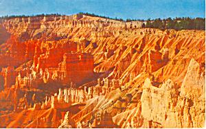 Sunrise Point Bryce Canyon National Park Utah Postcard p12961 (Image1)
