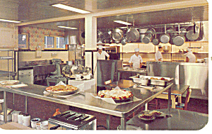 Cossie Snyder s Lobster Center Interior Postcard p12991 (Image1)