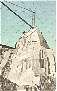 Barre Vermont Rock of Ages Quarry  Postcard (Image1)