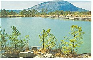 Stone Mountain Georgia Postcard p13038 (Image1)