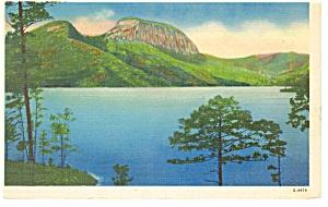 Greenville SC City Reservoir Postcard p13094 (Image1)