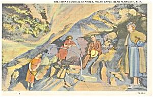 Plymouth NH Polar Caves Postcard p13128 (Image1)