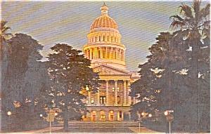 Sacramento CA State Capitol Postcard (Image1)