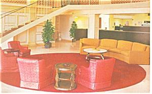 Norfolk VA Ramada Inn  Postcard p13198 1973 (Image1)