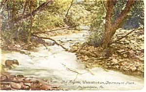 Philadelphia PA Fairmont Park Postcard p13364 1910 (Image1)