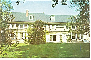 Germantown  Philadelphia PA Wyck Postcard p13396 (Image1)