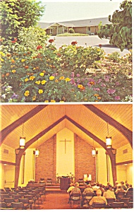 Lititz Pa Landis Homes Retirement Postcard P13413