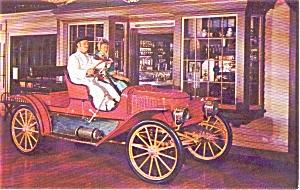 Dearborn MI Ford Museum Postcard p1357 (Image1)