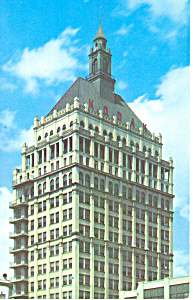 Rochester NY Kodak Office Bldg Postcard p13641 (Image1)