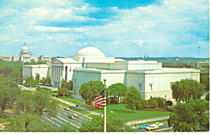 National Gallery Of Art Washington DC Postcard p13642 (Image1)