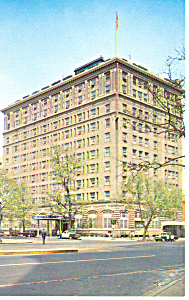 Roger Smith Hotel  Washington DC Postcard p13691 (Image1)