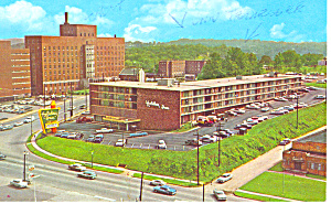 Holiday Inn  Knoxville TN Postcard p13768 1971 (Image1)