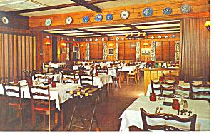 Cranbury Inn Cranbury  NJ  Postcard p13779 1962 (Image1)