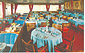 Columbus Hotel Miami Florida Postcard p13789 1967 (Image1)
