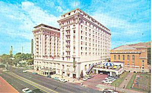Hotel Utah Salt Lake City UT Postcard p13797 1966 (Image1)