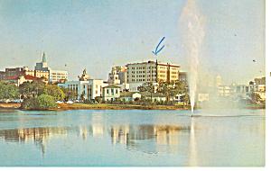 Suwannee Hotel St Petersburg FL Postcard p13798 1967 (Image1)