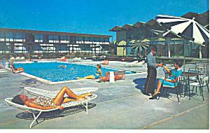 Hyatt House Hotel Seattle WA Postcard p13804 1963 (Image1)