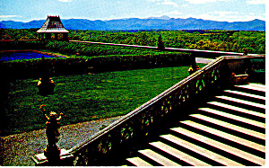 Biltmore House Asheville NC Postcard p13863 (Image1)